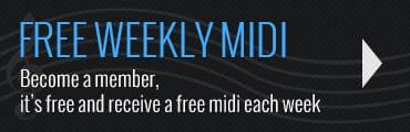 Free Weekly MIDI