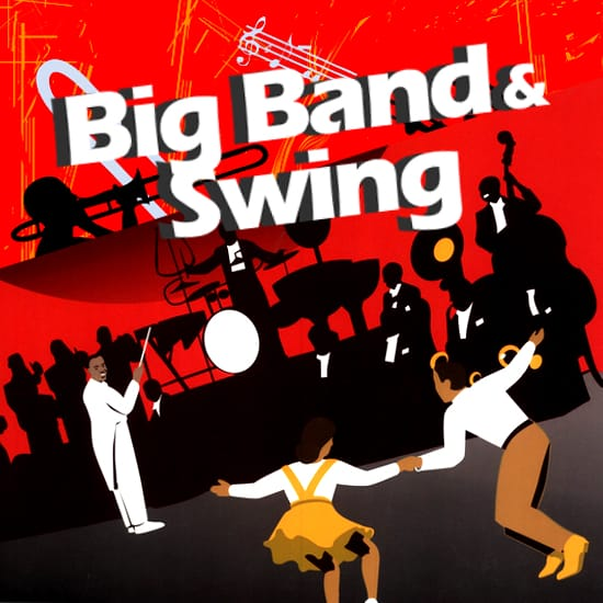 Big Band & Swing Midi Files Backing Tracks
