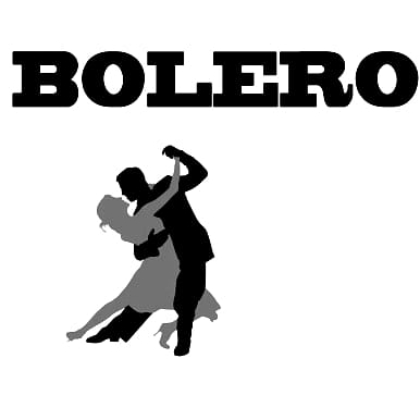 Latino - Bolero MIDI & MP3 Backing Tracks