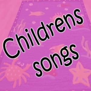 Childrens Songs  MIDI File Backing Tracks