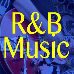 Classic & Modern R&B  MIDI File Backing Tracks