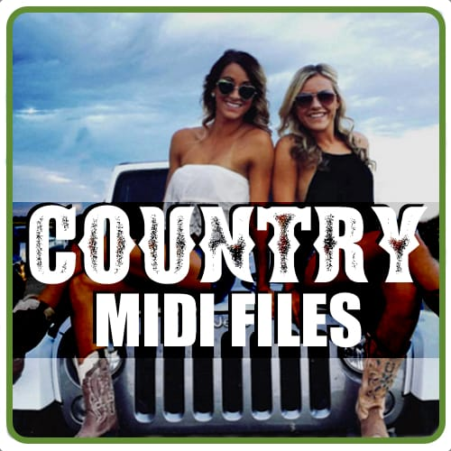 Country MIDI Files Backing Tracks MIDI File Backing Tracks