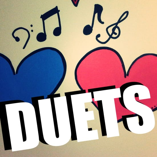 Duets Midi Backing Tracks