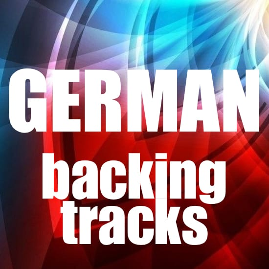 German MIDI Backing Tracks MIDI File Backing Tracks