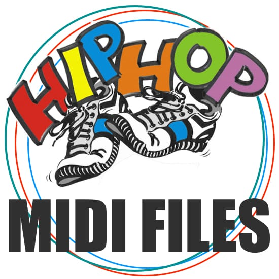 Hip-Hop Rap MIDI File Backing Tracks MIDI File Backing Tracks