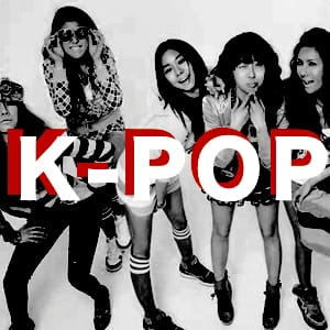 K-Pop Backing Tracks