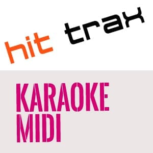 MIDI Karaoke Backing Tracks MIDI File Backing Tracks