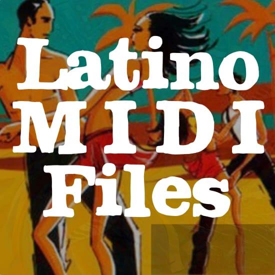 Latino  MIDI File Backing Tracks