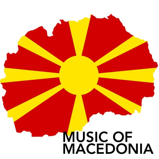 Macedonian Backing Tracks MIDI File Backing Tracks