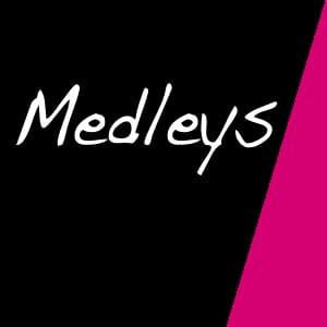 Medleys  MIDI File Backing Tracks