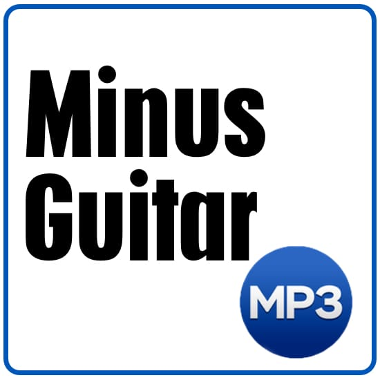 Minus Guitar (MP3) MIDI File Backing Tracks