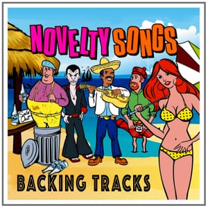 Novelty Songs Midi Backing Tracks