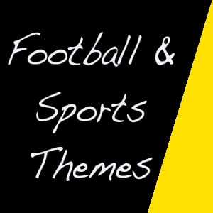 Football Sports MIDI Backing Tracks MIDI File Backing Tracks